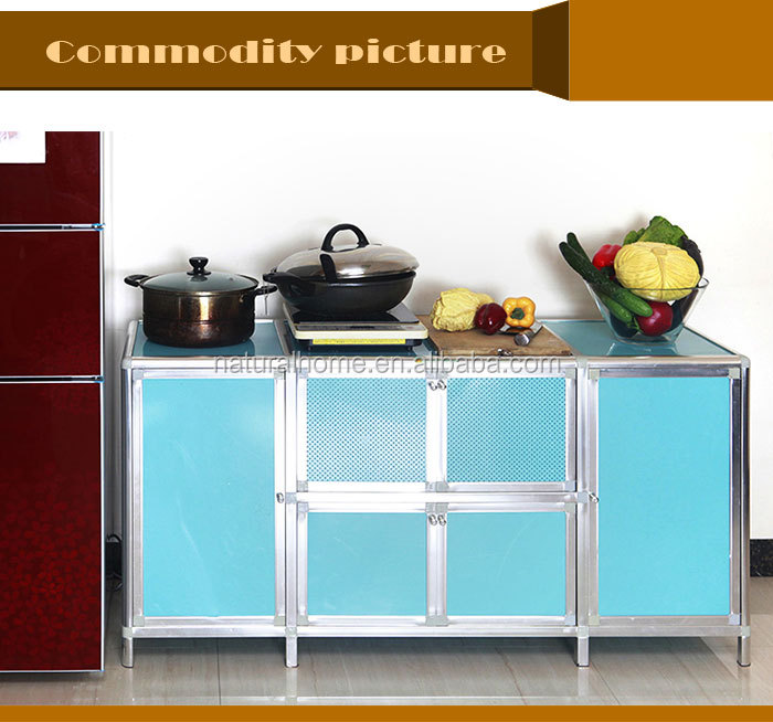 Aluminum Alloy Kitchen Cabinet