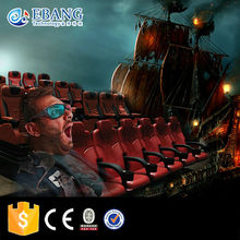 Poland Amazing theater electric 3d 4d 5d 6d cinema systems