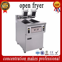 OFE-28A used commercial Potato Chips fish and chips electric deep fryers