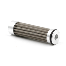 Customized sales Good filtration properties cartridge type Power plant used sintered hydraulic oil melt filter