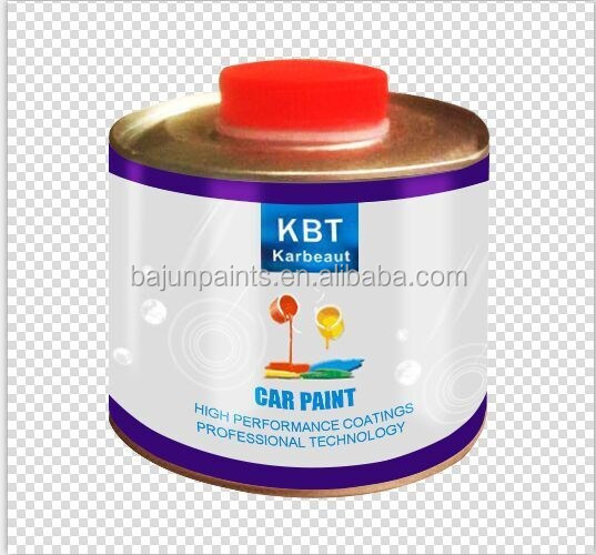 MS920 hardener Kabeaut Auto paint 2K series Fast Dry Hardener for clear coats