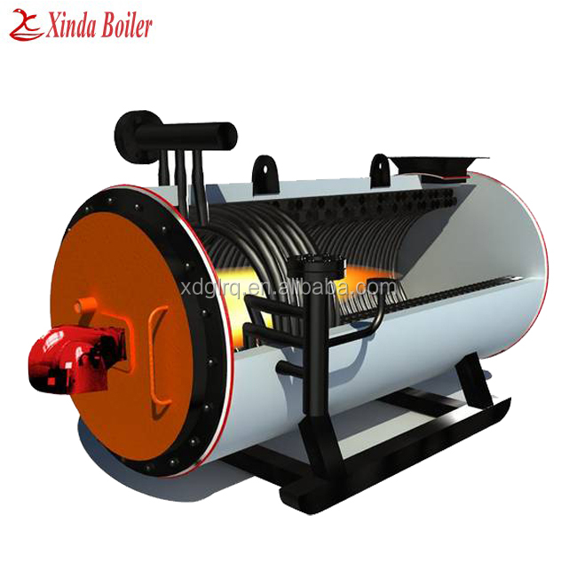 The Cost of Gas Fired 0.5 T / H Boiler 1.0 Mpa