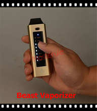 2017 Mosterule company Unique design wax & beast dry herb wax vaporizer with 2200 internal battery pen