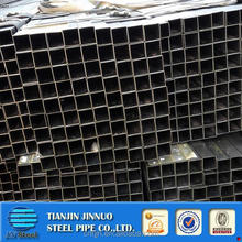Plastic black iron pipe properties low carbon black annealed rhs steel tube manufacturer