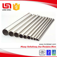 ASTM A213 TP316L seamless stainelss steel tube 4 inches
