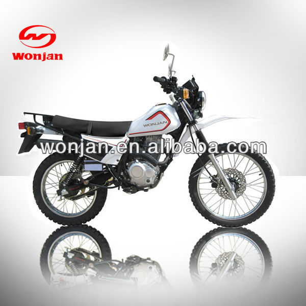Cheapest 150cc Chinese Off-road Motorcycle WJ150GY-F