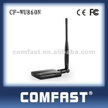 USB wireless wifi adapter with 150Mbps transmission speed