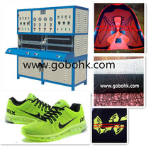 hot selling KPU sports shoes cover making Machine for factories /cover shoe machine