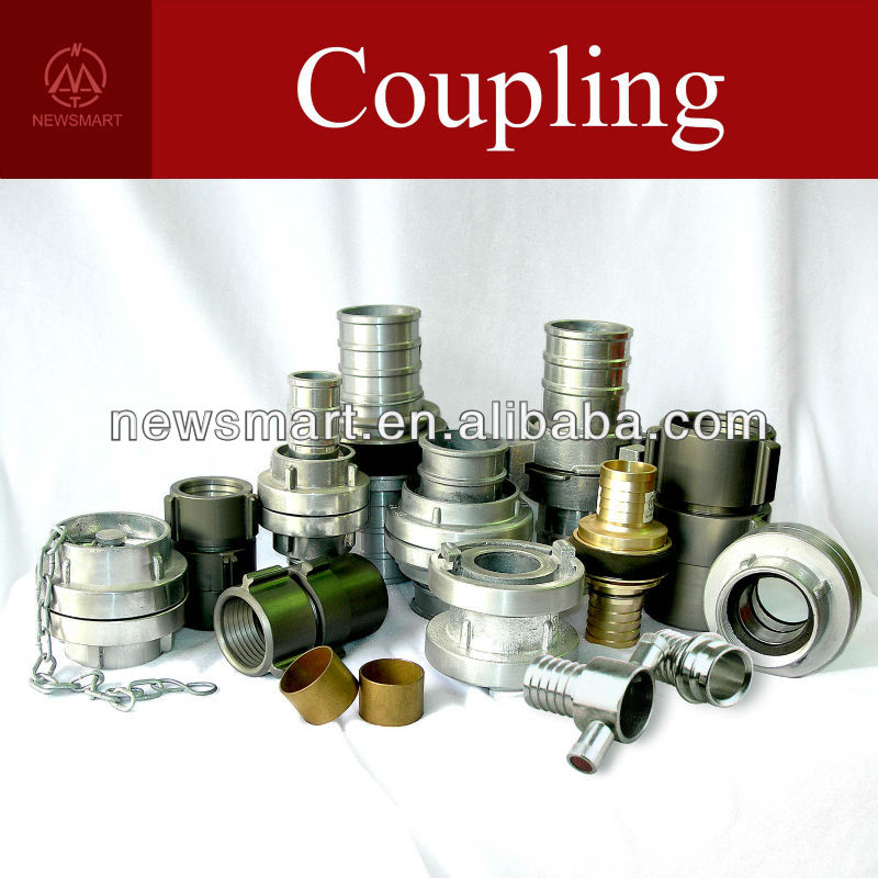 Coupling for fire hose | instantaneous couplings | British coupling