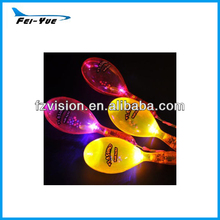 Special LED Flashing Coke Whistles Party Spinning Whistles