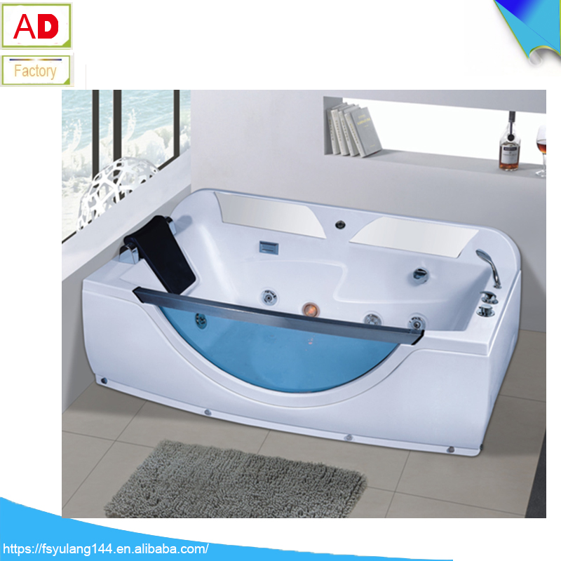 Ad-1727 Yulang Acrylic Abthtub Liner Ficoo Apollo Glass Bathtub ...