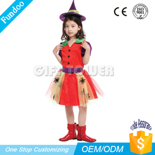 latest technology girl spider witch costume