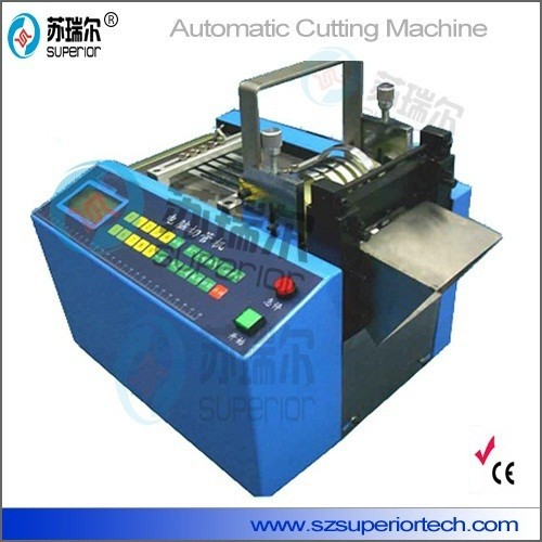 Automatic flat ribbon cable cutting machine