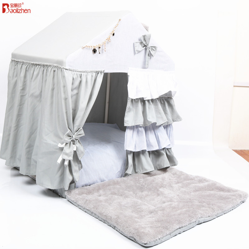 High Quality Professional lovely dog house pet products kennel for dogs