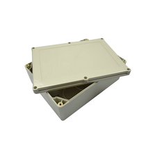 240*175*89mm waterproof enclosure or waterproof housing of grey color and IP68 level for industry and project from China