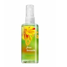88ML small size Ladies free breath body spray/fragrance mist/perfume