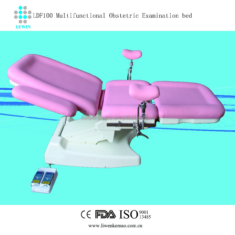 Shorter Delivery Time Gynaecological Examination Table LDF200