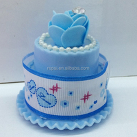Fillable Box For Boy Baby Shower Favors Blue Party Decorations Baby Boy