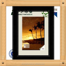Mild Art DIY Wooden Photo Frames 5x7 6x8 A4 Tabletop Hanging