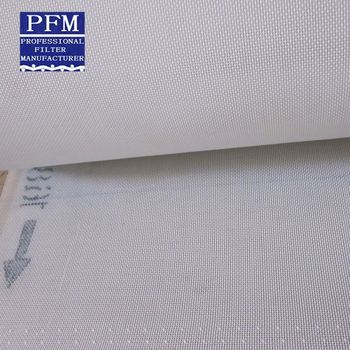 High Viscosity Wear-resisting Polyester Linear Screen Mesh Filter Belt