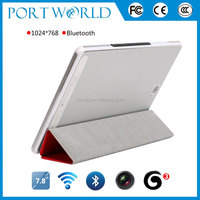 "7.85"" MTK8312 Android4.2 dual camera 3g tablets low price phone call tablet pc"