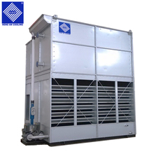 Hybrid cooling towers