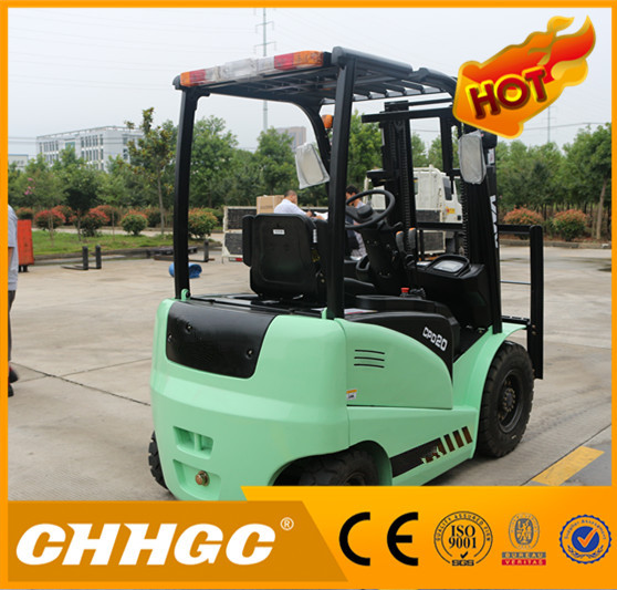 2 Axles electric tuning forklift