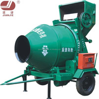 Portable JZC350 Electric Engine Concrete Mixer on Sale