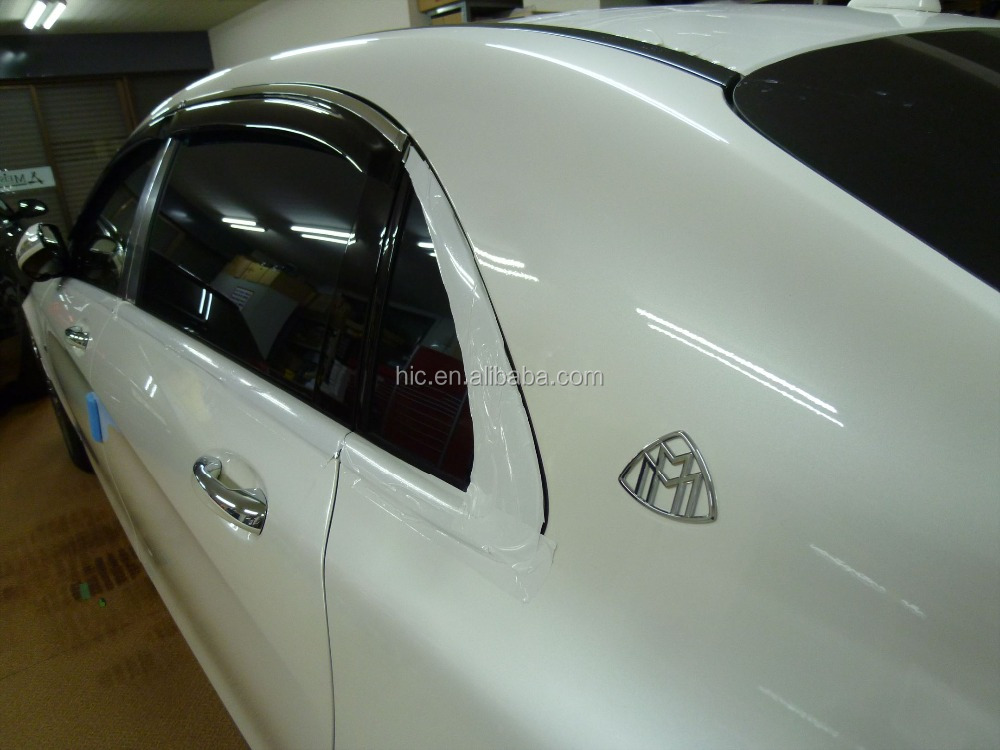 Window Visor,Door Visor for ForMaybach S-class 4dr (X222 ) sedan (with chrome molding)
