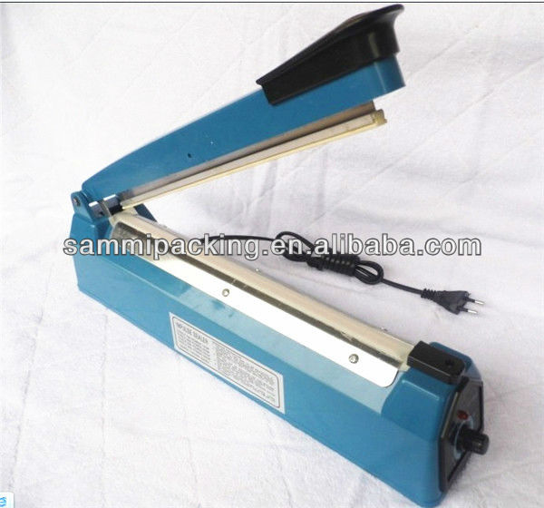 Heat Sealer PFS-300MM Electric Impulse Plastic Poly Bag Hand Sealing Machine