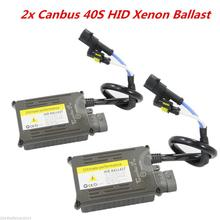 2pcs New AC 12V Canbus hid enon Ballast 35W replacement error warning canceller