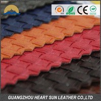 Artificial PVC Leather PVC Synthetic Fabric