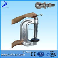 Portable Brinell Hardness Tester,Chain Clamp Portable Hardness Test Machine