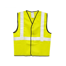 2018 Customized Logo Cheap Reflective Safety Vest