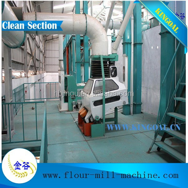 start a wheat powder(flour) business now which i want to know cost of machineries