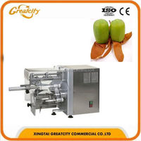 20 kinds fruits all-in-one peeling and coring functioning industrial apple peeler