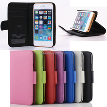 magnetic plain leather case for apple iphone 5s,for iphone 5 plain case