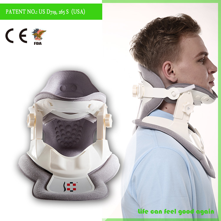 Inflatable Cervical traction Neck Brace, Neck Collar