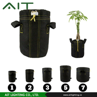 Provides Great Support Felt Fabric Vegetable Grow Bags