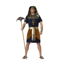 Halloween Costume men Egyptian Pharaoh Halloween Carnival Cosplay Party costumes