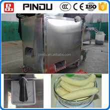 Commercial fresh cavendish banana peel stipper peeling processing machine prices environmental protection industry