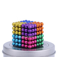 20-Year Factory Wholesale Multicolor Magnet Balls 5mm