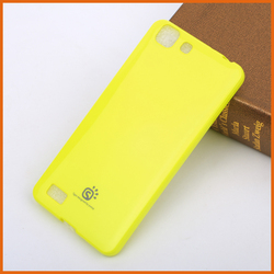 Factory soft TPU mobile phone case for nokia lumia 430 back cover
