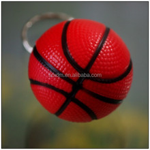 new custom mini cheap basketball keychain;Fashion basketball shaped customized keychain;wholesale keychain for decorating