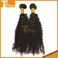 "Cheap Low Price Wholesale Hottest 2014 Alibaba 5A Grade Kinky Curly Natural 2pcs/ Set 18"" Malaysian Remy Virgin Hair Extension"
