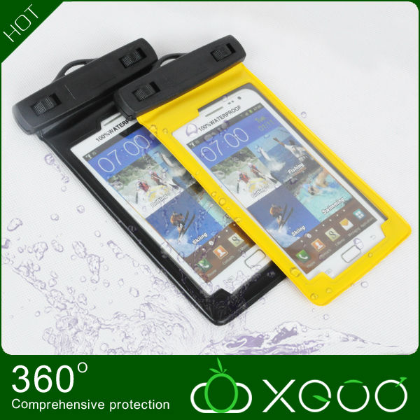 portable waterproof case for samsung galaxy s4 mini