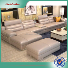 Office furniture manufacturer sofa set designs modern l shape sofa