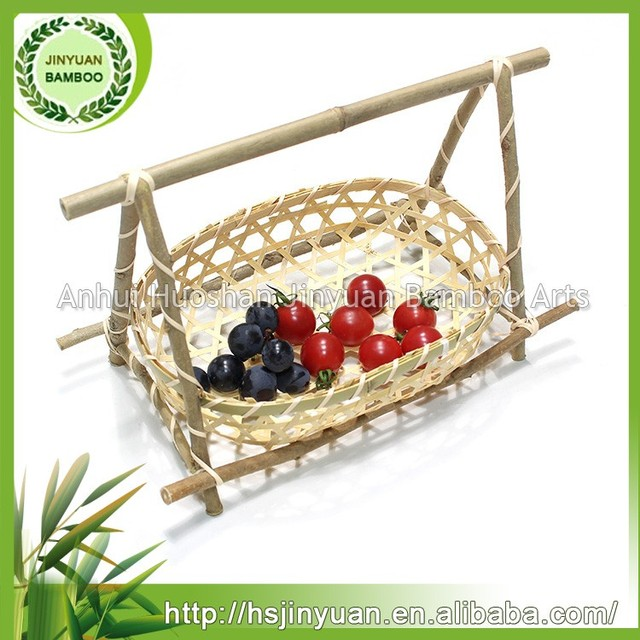 Cheap price bamboo basket weaving with best price