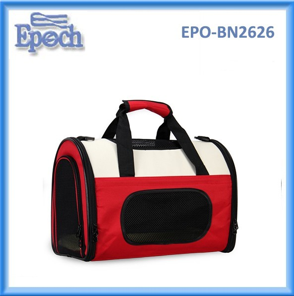 High quality pet bag carry dog carrier bag durable material