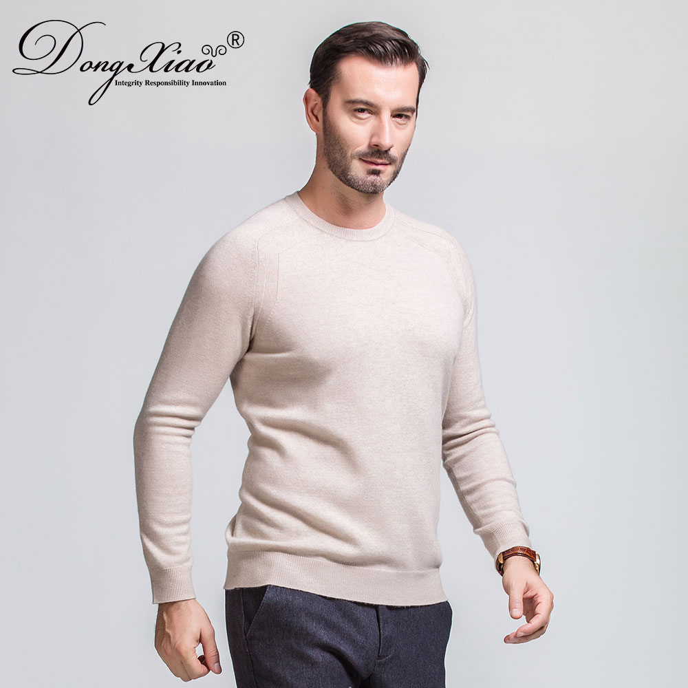 2017 Hot Sale Custom Item Cable Knit Men Pullovers Crewneck Sweater With Best Price